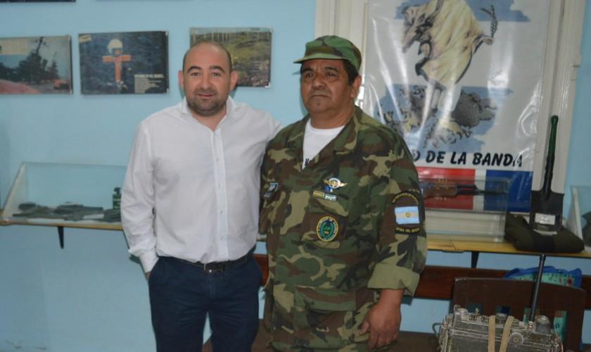 La ciudad recodará a los héroes de Malvinas, a 35 años de la guerra