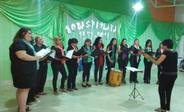 Las mujeres serán homenajeadas con un emotivo acto en la Plaza Belgrano