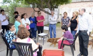 El municipio asiste y se compromete con las necesidades de los bandeños más vulnerables