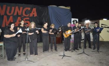 Los coros municipales tuvieron un mes intenso con destacadas presentaciones
