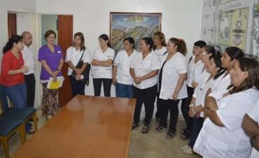 Mirolo incorporó a más de 20 agentes sanitarios a la comuna