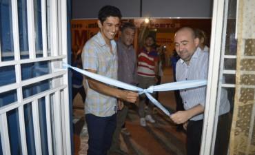 El intendente Mirolo presidió el acto de reinauguración de las oficinas de la Dirección de la Juventud