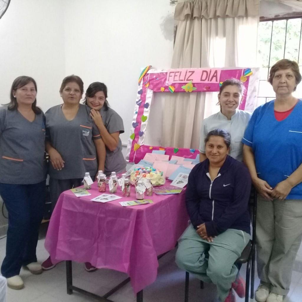Salud Municipal continúa con las charlas en el mes de la mujer