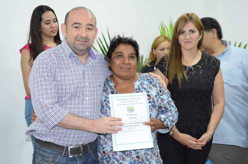 El municipio gestiona la regularización de terrenos de más de 200 familias