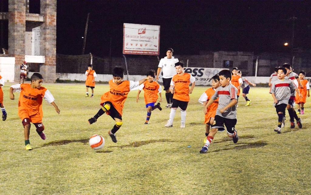 Se viene la segunda fecha de los torneos municipales de fútbol infantil y femenino