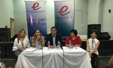 Municipio y Nación hicieron el lanzamiento de un nuevo ciclo de Cursos de Introducción al Trabajo
