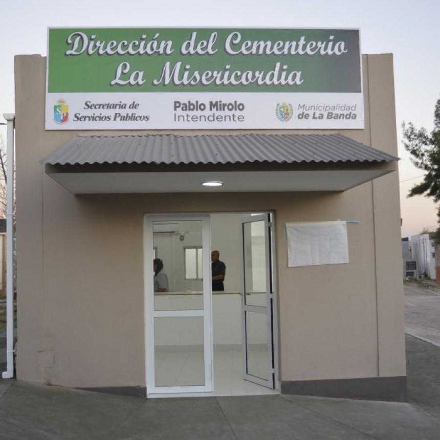 Suspenderán trabajos en el cementerio La Misericordia para mantener la limpieza
