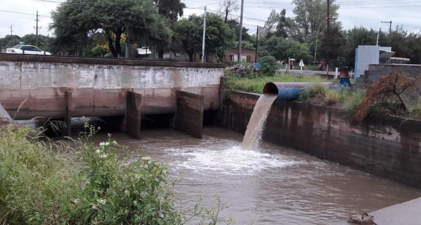 El Comité de Emergencia Municipal trabajó intensamente para asistir a los afectados por la lluvia