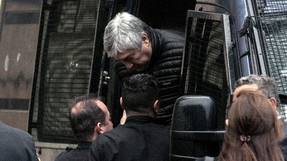 Casación rechazó un nuevo pedido de excarcelación de Báez
