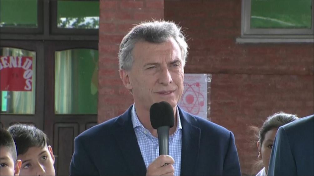 Macri resaltó el uso de la Ley de Flagrancia para evitar que delitos