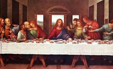 Revelan qué comieron Jesús y los apóstoles en