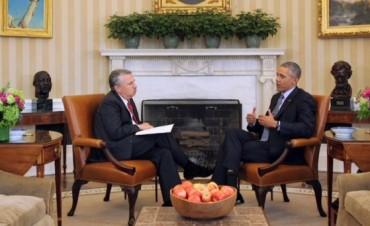 Barack Obama aseguró que un Israel débil sería