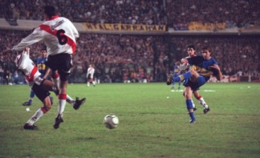 La hora de la revancha: 15 años después River quiere vengarse de Boca en la Copa Libertadores