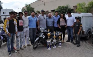 Expo Tunning Solidario en La Banda