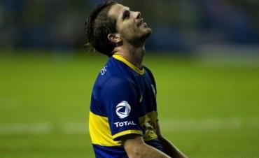 Preocupa en Boca el estado físico de Gago: ¿se volvió a desgarrar?
