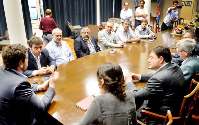Funcionarios bandeños articulan acciones con la Subsecretaría de Gestión Municipal de Nación