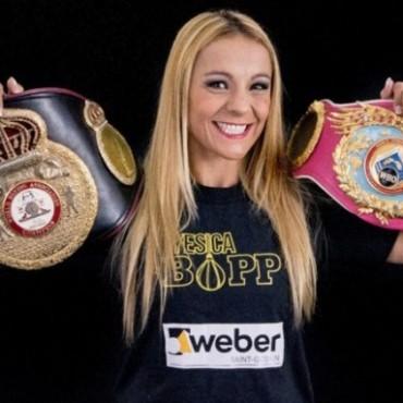 Fue madre, se recibió de psicóloga social y después de dos años volverá a boxear