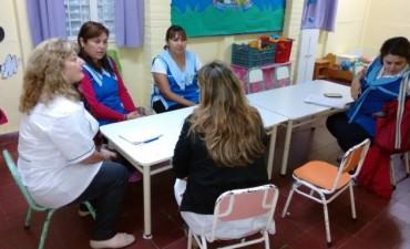 El Centro de Orientación Educativo Municipal comenzó con las entrevistas en los jardines