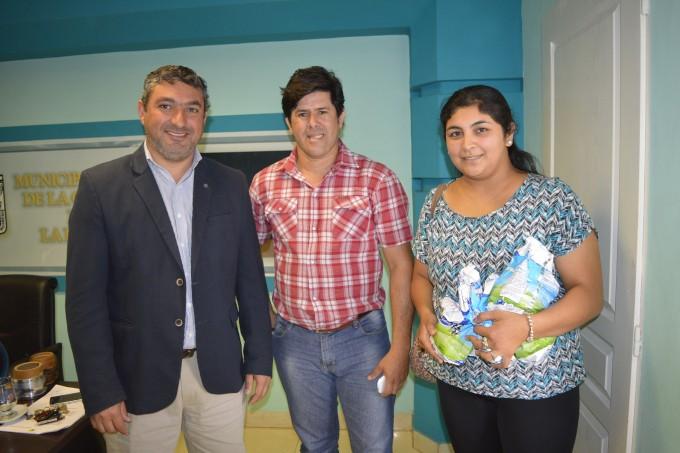 El municipio bandeño contribuyó con un evento solidario en Matará