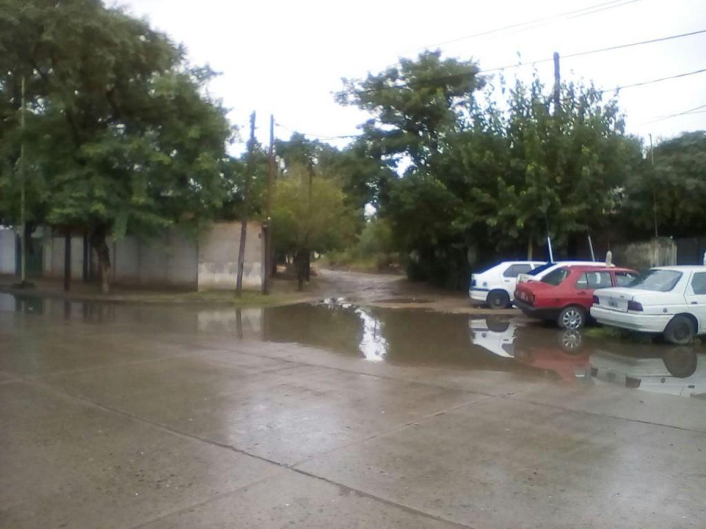 El Comité de Emergencia Municipal recorrió la ciudad para evaluar la situación tras las lluvias caídas