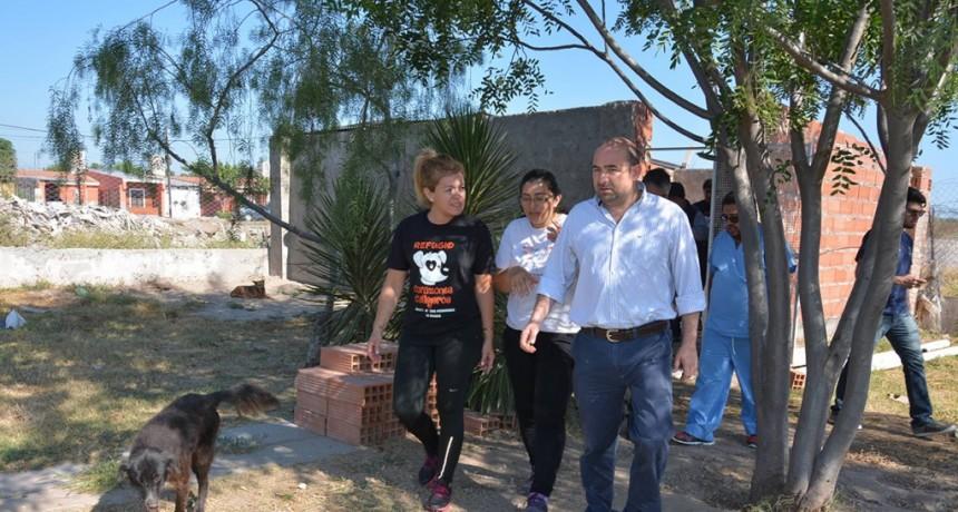 El intendente Mirolo destacó el trabajo del Centro Municipal de Sanidad Animal