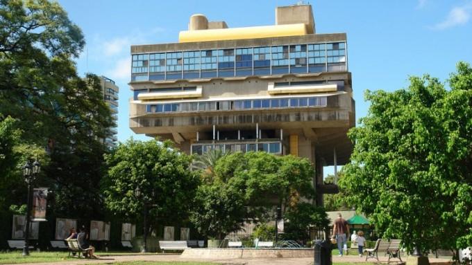 La Biblioteca Nacional se quedará con los libros de Lazaro Báez