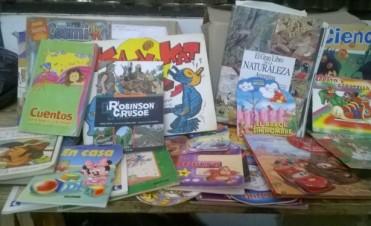 La Oficina de la Niñez continúa con la colecta de libros infantiles