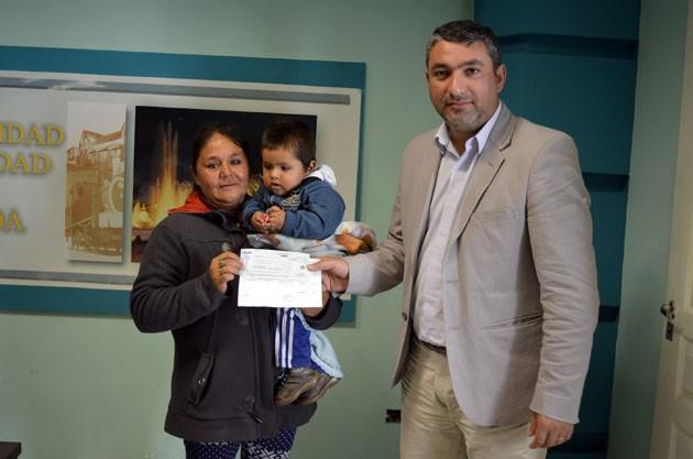 El municipio hizo posible el tratamiento de un niño en el Hospital Garrahan