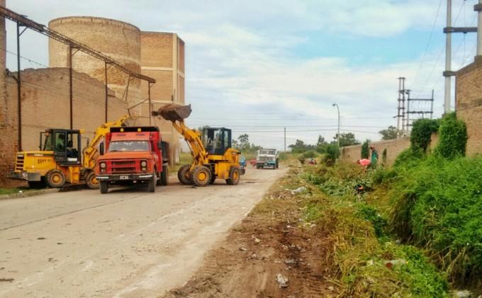 La Municipalidad pide a los vecinos que se denuncie a quienes arrojen basura en la vía pública