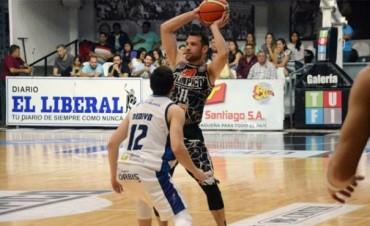Olímpico se recuperó con un triunfazo ante Bahía Basket