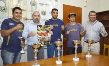 Mirolo donó trofeos para dos competencias deportivas