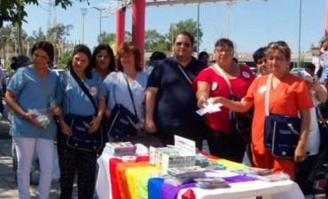 La Oficina de la Diversidad de La Banda lamenta el fallecimiento de Mariela Muñoz, pionera en derechos LGBT