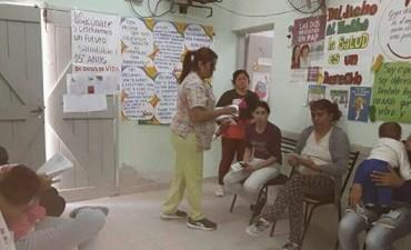 Enfermeros municipales se capacitaron en atención médica pediátrica