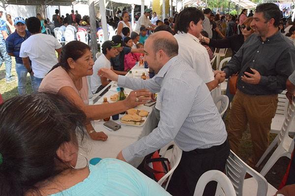 Más de 4000 municipales celebraron su día con una gran fiesta anticipada
