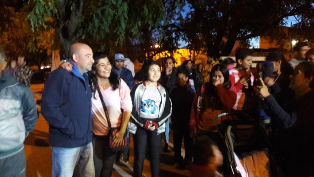 Una nueva edición del Patio Cultural se llevó a cabo en el barrio Mishqui Mayu