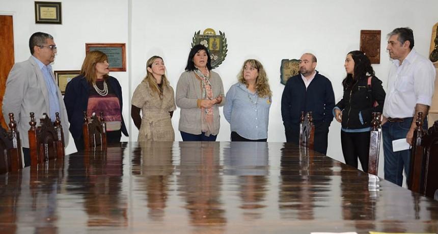 Se lanzó la Campaña provincial de la Lucha Contra la Violencia Institucional