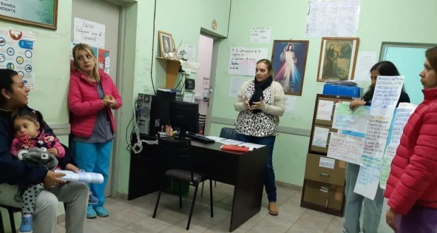 Se encuentran abiertas las inscripciones para el curso de capacitación de agentes sanitarios