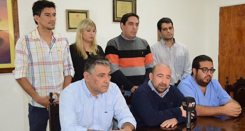 El intendente Mirolo hizo el lanzamiento de la Campaña de Atención Veterinaria en tu Barrio