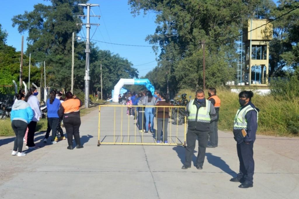 EL MUNICIPIO ACOMPAÑA LA ACCIÓN DE LA CAMPAÑA DEL ESTADO EN TU BARRIO