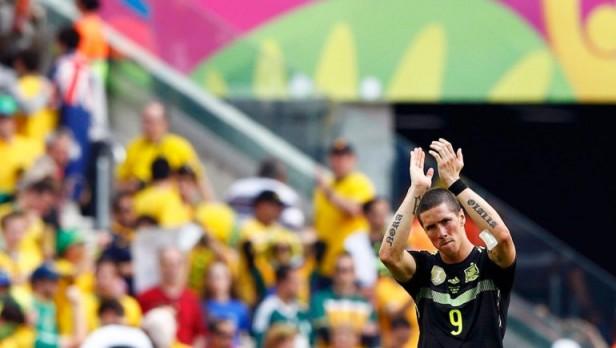 España se despidió del Mundial con una goleada ante Australia