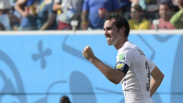 Uruguay venció a Italia en una