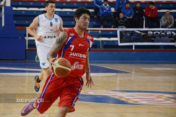 Santiago juega ante Bs As su pase a semis
