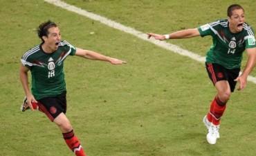 México venció a Croacia por sus históricos y jugará ante Holanda en los octavos de final