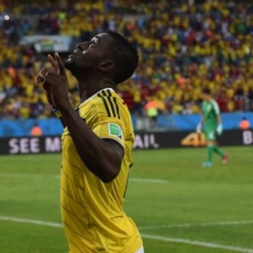Colombia brilló ante Japón y se clasificó a octavos de final con puntaje ideal