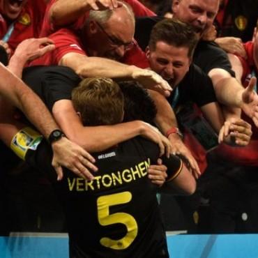 Bélgica eliminó a Corea del Sur y clasificó con puntaje perfecto