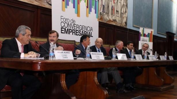 Empresarios pidieron un Estado menos intervencionista y respeto por las instituciones