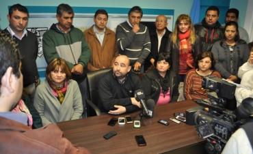 Mirolo confirmó la presentación del frente UNA, al que se adhirió el Movimiento Viable