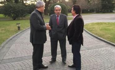 Habrá interna kirchnerista en la Provincia: los candidatos serán Aníbal Fernández, Julián Domínguez y Fernando Espinoza