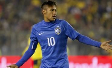 La Conmebol, dura con Neymar: dos partidos de suspensión