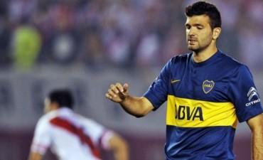 Boca busca vender a Gigliotti para comprar a Tevez